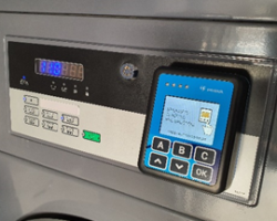 Nový systém bezkontaktního placení v prádelnách