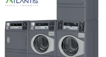 Atlantis zavádí pro své zákazníky splátkový prodej prádelenské techniky