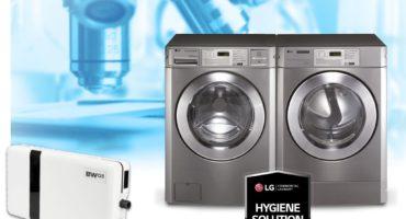 Novinka – dezinfekční praní s ozónem. Účinkuje i proti SARS-COV-2